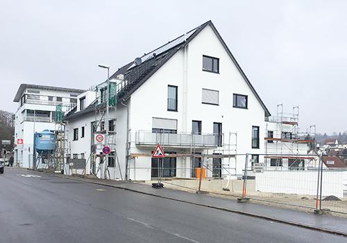 Mehrfamilienhaus Esslingen Sulzgries